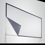 Leinwandvermietung - hochwertige Projektionsfläche
