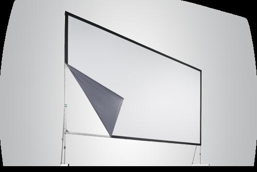 Leinwandvermietung: hochwertige Projektionsfläche